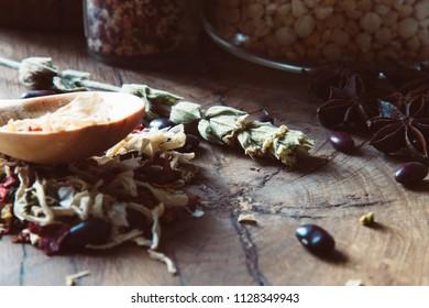 Seasoning on the wood