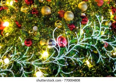 Season's Greeting with ChristmasOrnament