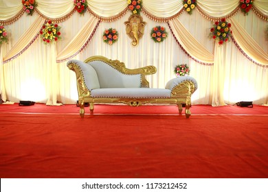 Seat for Indian Wedding couples