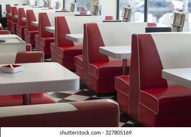 Admirable Imagenes Fotos De Stock Y Vectores Sobre Diner Booth Creativecarmelina Interior Chair Design Creativecarmelinacom