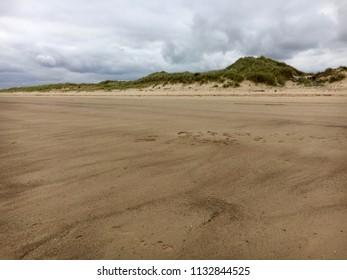 Seaton Carew Sand Dunes, Hartlepool, England