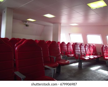 seats on the ferry ride
