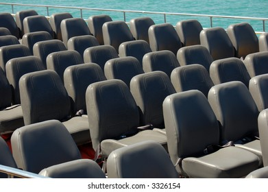 seats on speedy boat