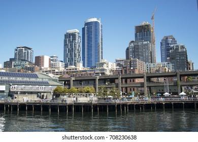 Seattle, Downtown