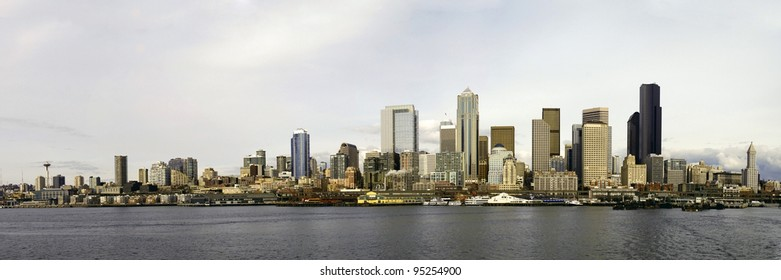 The Seattle Downtown