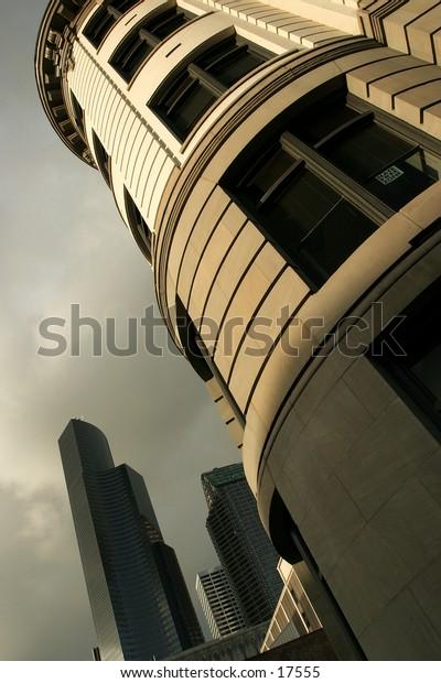 Seattle high rises