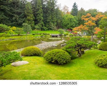 Seattle Japanese Garden is a 3.5 acre Japanese garden in the Madison Park neighborhood of Seattle.