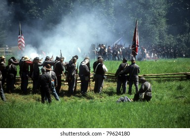 Civil War Re-enactment Images, Stock Photos & Vectors | Shutterstock