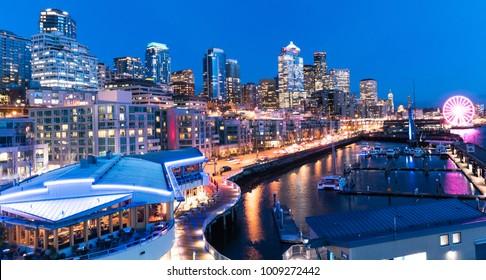 Seattle Pier 66