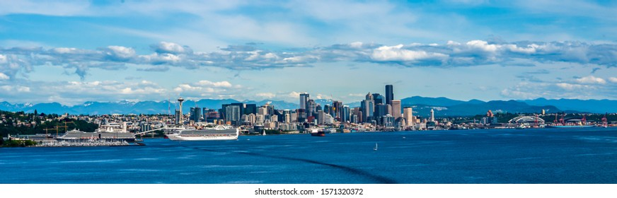 Seattle Salish Sea Puget Sound