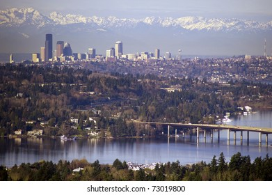 Seattle from Southeast
