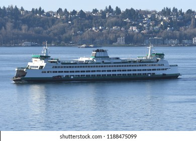 Seattle State Ferry