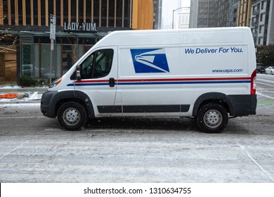 Usps Truck Images, Stock Photos & Vectors | Shutterstock