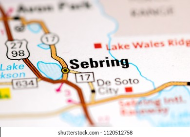 Sebring Florida Map.1000 Sebring Florida Pictures Royalty Free Images Stock Photos