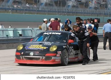Sebring Raceway Grand Am cars