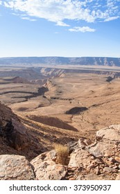 The second largest canyon in the world