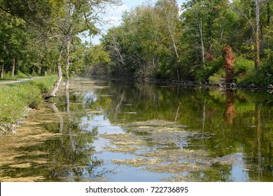 Second Version of the Historic Erie Canal