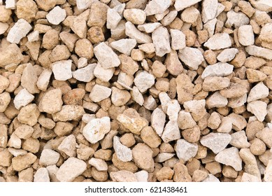 Secondary crushed stone. Background, texture