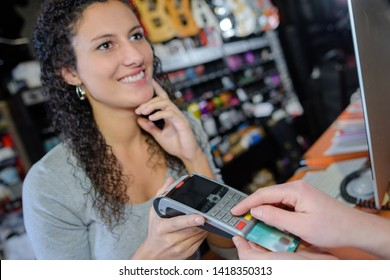 secrecy in paying through card