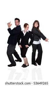Secret Agent Business Team