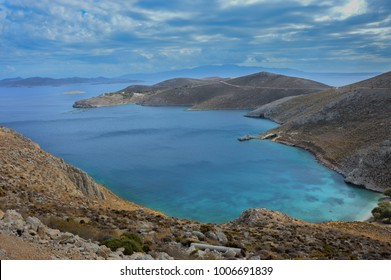 Secret Beaches in Kalymnos Island, Greece