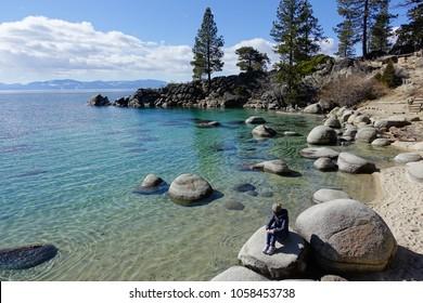 Secret Cover, Lake Tahoe, Nevada