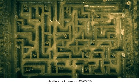 The secret of the labyrinth