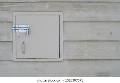 secret lock padlock locked closed private door