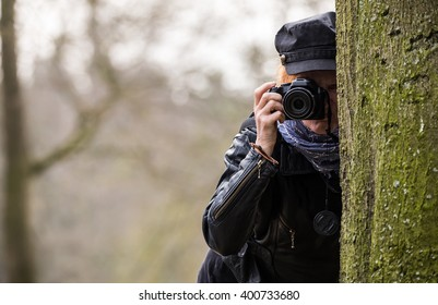 secret photographing