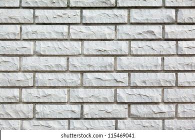 section brick wall gray color close-up
