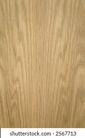 Section of white oak wood suitable for backgrounds