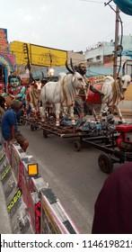 In Secunderabad Telangana India July 30th 2018 At Mahakali Mela