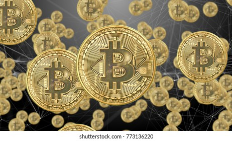 Secure global financial network blockchain crypto currencies bitcoin ethereum