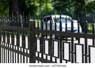 Secure parking for private cars, anti carjacking. Paid guarded parking with limited access.