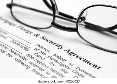 Security agreement