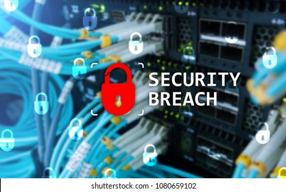 Security breach detection, Cyber protection. Information privacy.