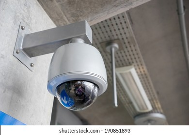 Security Camera, CCTV on location