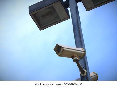 security camera video circuit control surveillance equipment