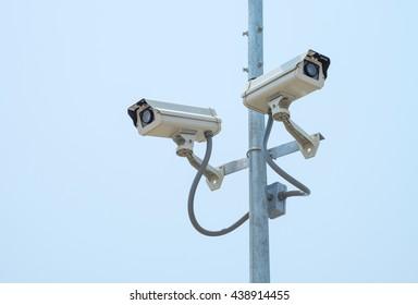 Security cameras or CCTV