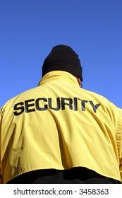 Security guard surveillance