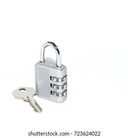 Security Key Lock With Number