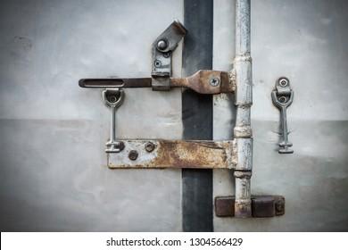 security lock door