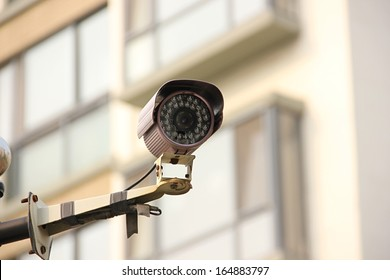 Security monitor.