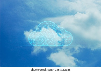 security privacy, server hacker online, cloud storage icon, social network, sky backround nature, technology internet, data deep learning, ai robotic