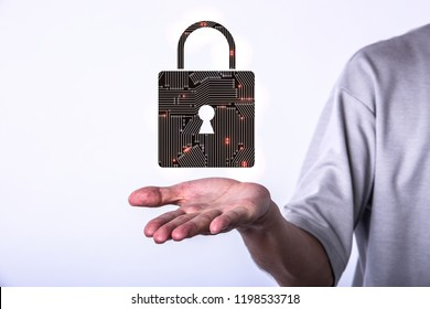 security technology concept