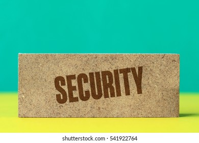 Security, Technology Concept