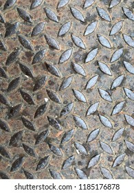Security texture with Iron