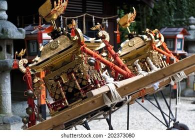 A Sedan Chair (Gion Festival)