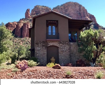 Sedona Architecture and Landscape , Arizona