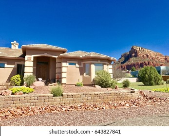 Sedona Architecture and Landscape, Arizona